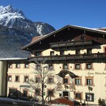 Außenansicht Hotel Zum Hirschen