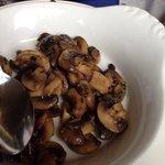 Lovely sautéed mushrooms