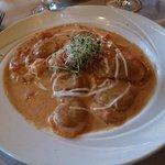 Maryland Crab Ravioli