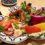 Yum Woon Sen (Vermicelli Salad)
