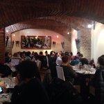 Il miglior ristorante di Praga! Si mangia benissimo e i camerieri sono gentilissimi e simpatici