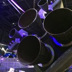 Rocket Boosters - Kennedy Space Center