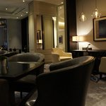 Executive Lounge in the Evening