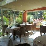 Sala colazione/ristorante!