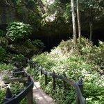 Descent to Saturno Cave