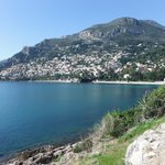 Walk to Menton- Le Corbusier