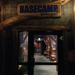 Basecamp Trapper's hotel entrance