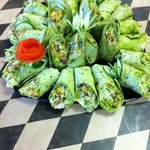 Catering Tray - Wraps