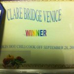 Best Chili Award - 2011