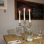 Bistro Style Evening Dining Friendly and Informal