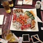 Sushi Bar Restaurant in the lobby