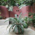 La salle de bain en pleine nature !