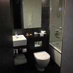 Well stocked bathroom