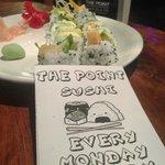 Sushi every Monday