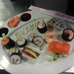 sushi frais du jour fais maison !