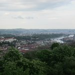 Прага на ладони