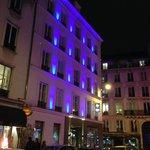 Outside of Secret de Paris