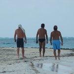 Playas Sirena y Paraíso- Cayo Largo