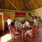 Bush Lodge Dining Room