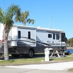 Beachfront RV SIte