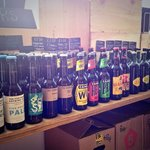 Craft beers available to take away