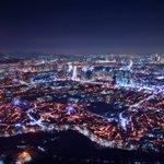 Night Scenic of Seoul