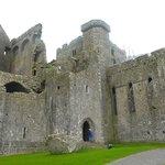 Rock of Cashel ruin