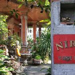 Back side sign of Nirwa