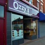 Ozzy's Cafe, Crewe