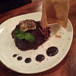 Paha sapa chocolate dessert