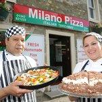 Wonderful Italian food made by real Italians!