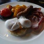 Full English 'Savoy Breakfast'