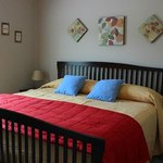 Many bedrooms have king beds