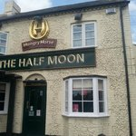 Front of The Half Moon