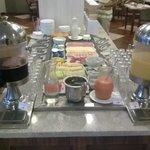 Mesa do Café da Manhã Parte 1