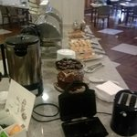 Mesa do café da manhã parte 2