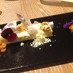 The amazing dessert