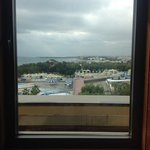 View from room 5123, overlooking the Messilah Beach Waterpark