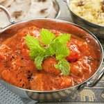 Nation Favorite Curry Chicken Tikka Massala