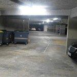 acces au garage