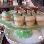 Sweet tasting cupcakes