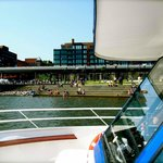 Boomerang Yacht and Georgetown Waterfront