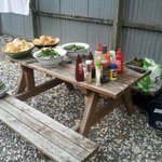 BBQ night every thursday