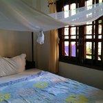 蚊帳の中で眠るなんて、もう何十年もしていませんでした
