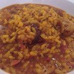 El que no coma buen arroz en Valencia es porque no es muy listo