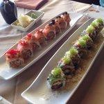 Beautiful rolls! Delicious flavor!