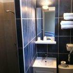 douche /wc chambre standard