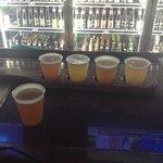 World of Beer Flight