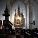 St. Martin's Cathedral - Gothic altars