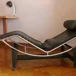 fauteuil charlotte Perriand